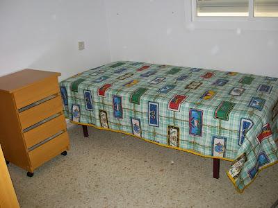 Dormitorio 3 - Piso en alquiler en Teatinos, Málaga - Universidad