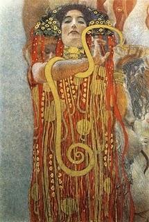 Goddess Hygeia Image