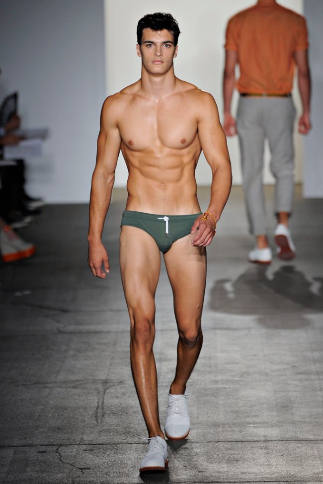 Parke & Ronen New York Fashion Week Debut!