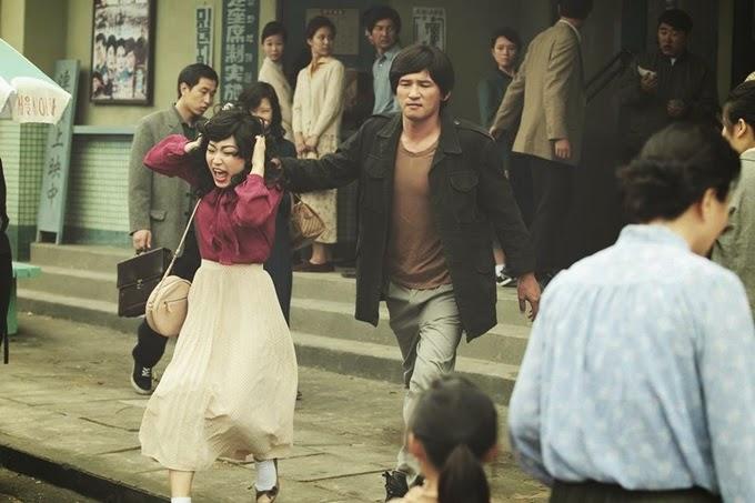 Kim Seul Gi in Ode to My Father