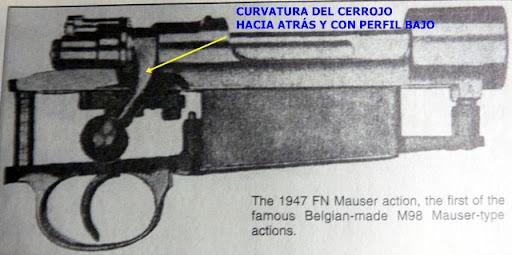 LA ACCIÓN FN MÁUSER P1030662