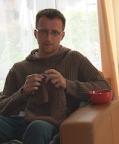 Daniel robi sweter
