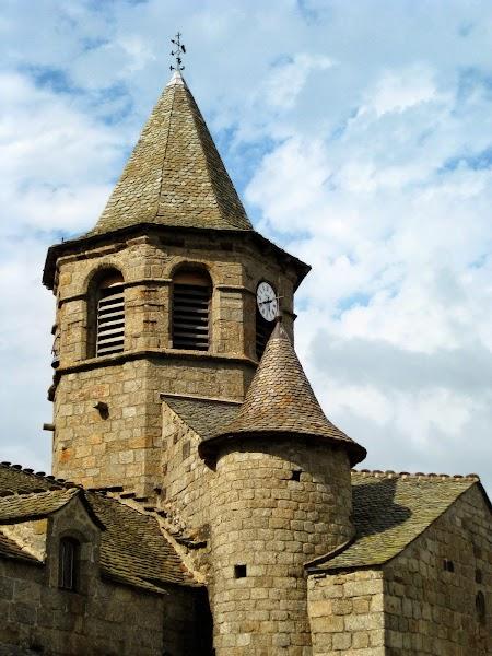 Notre-Dame de la Carce in Nasbinals