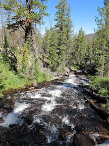 Ostler Fork cascades