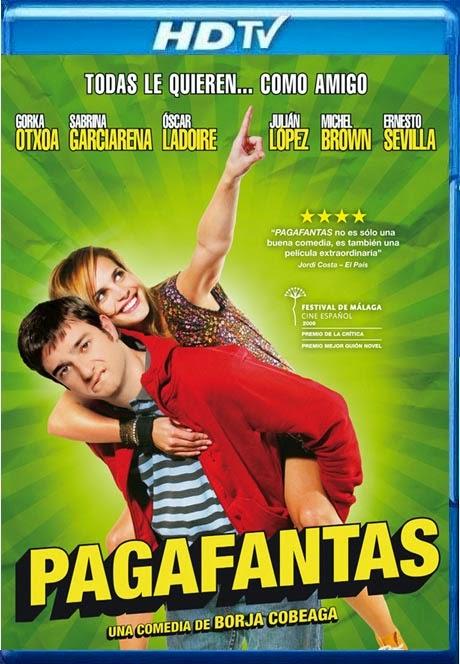 Pagafantas [2009][Comedia. Romance][m720p][HDTV x264][Castellano][Ac3-2.0][Sub.Eng]