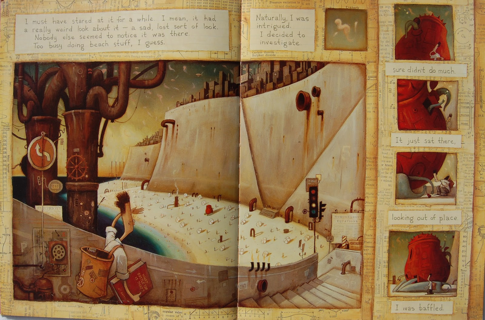 showing 1st image of The Lost Thing Shaun Tan Pdf Picturebooks in ELT: March 2011