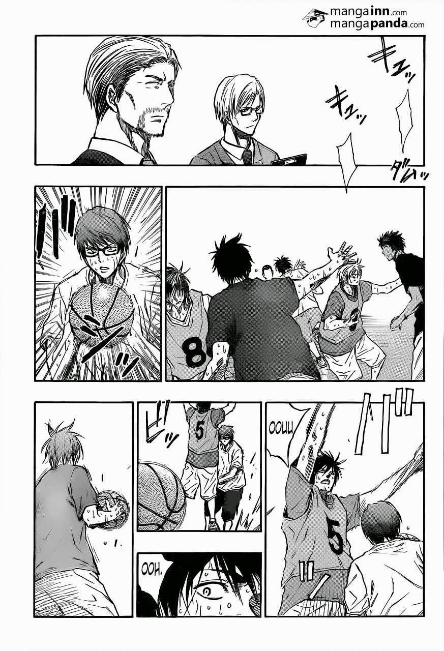 Kuroko no Basket Manga Chapter 213 - Image 09