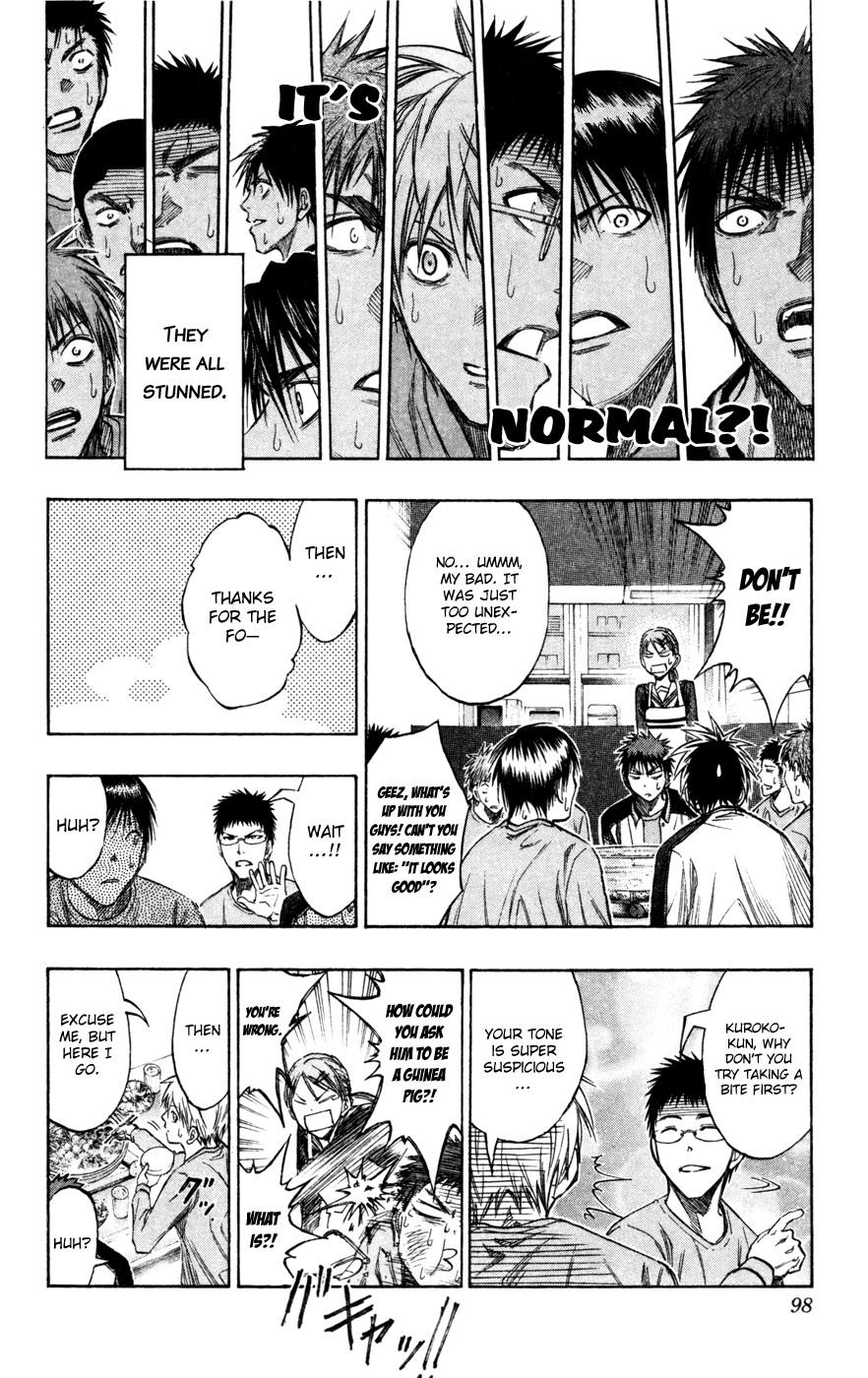 Kuroko no Basket Manga Chapter 140 - Image 08