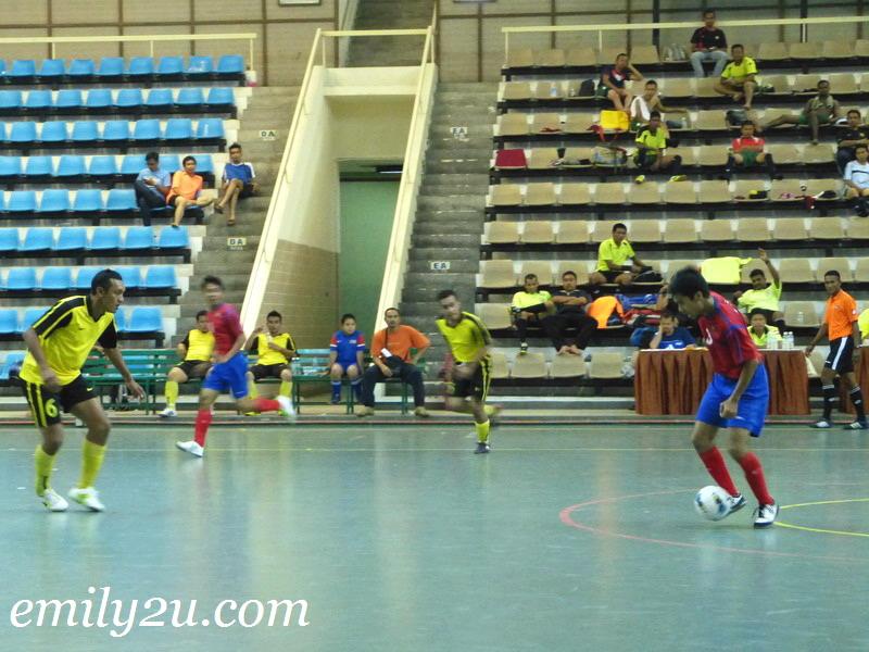 Kejohanan Futsal MAKSAK Perak Lelaki