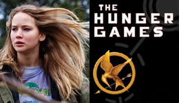 Jennifer Lawrence cast as Katniss Everdeen