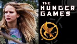 Jennifer Lawrence cast as Katniss Everdeen