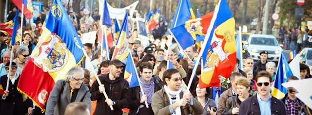 Susținerea regalității: La Cluj a fost cerută o nouă Constituţie monarhică