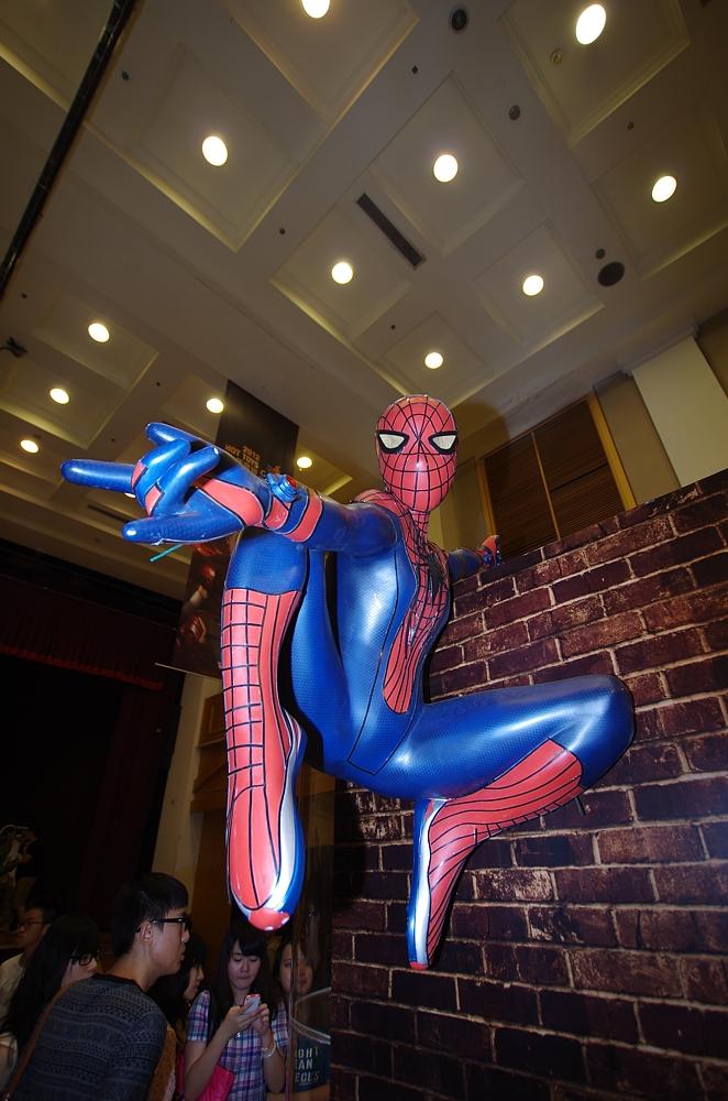 超級英雄珍藏人偶展