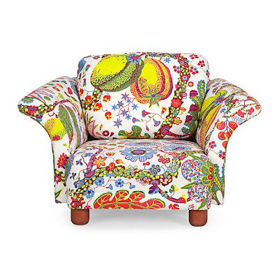 Кресло Josef Frank