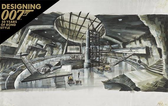 'Diseñando 007: Cincuenta años de Estilo Bond' llegará a Madrid en mayo