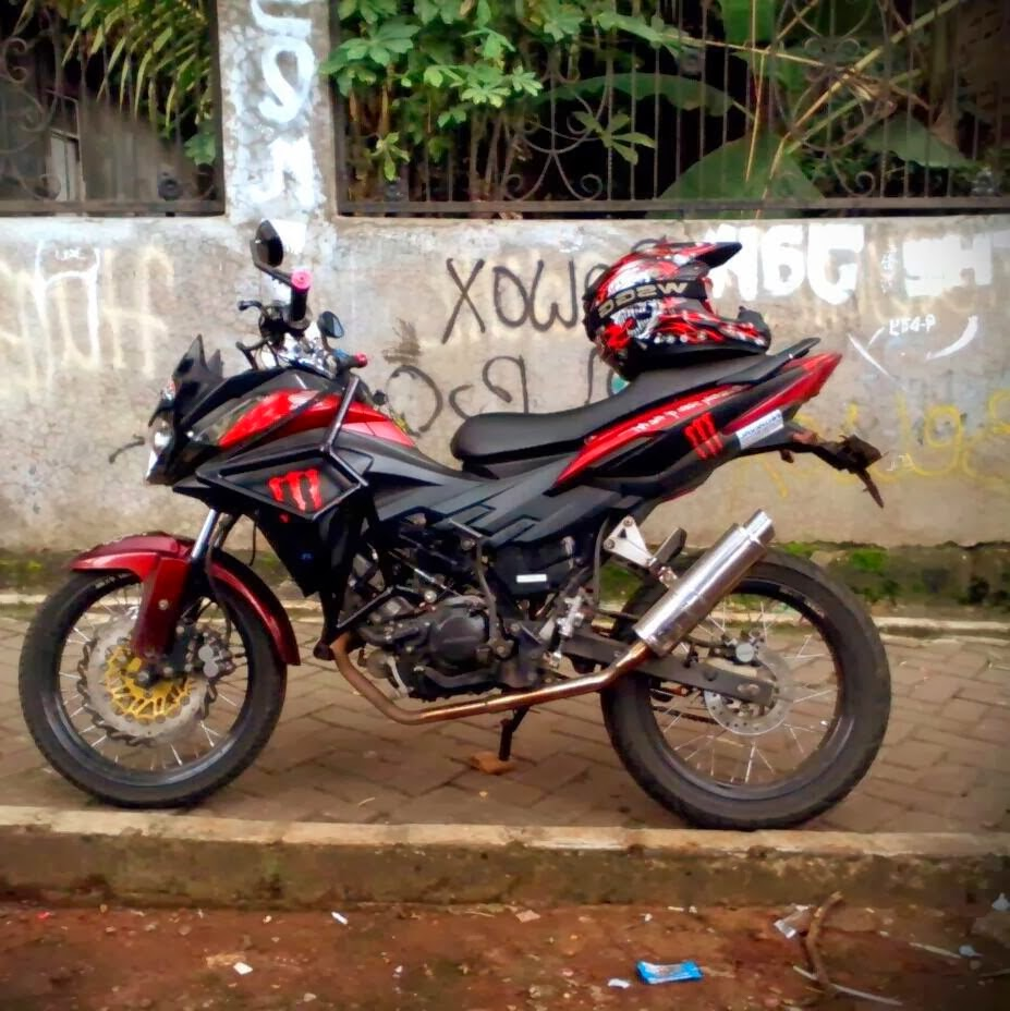 Modifikasi Cs1 Jadi Sport