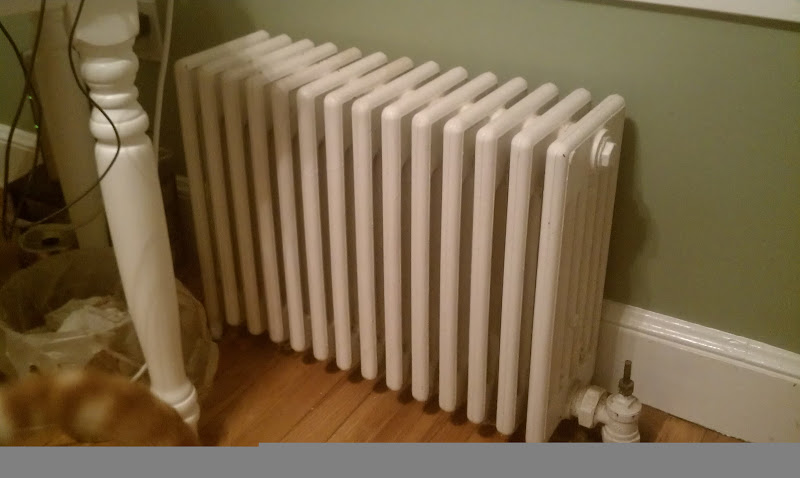 steam radiator replacement