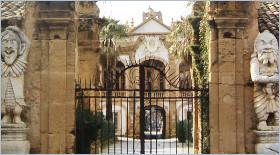 Villa Palagonia, Bagheria, Sizilien