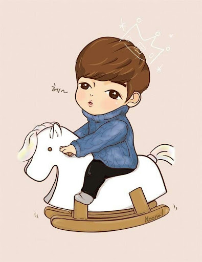 Kim Tan Fan Art ^^, - 1