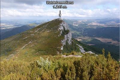 Vista de Valdelamediana