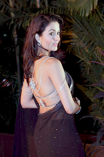 Sexy Blouse Back Design by Amrita Arora