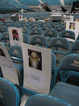 Where Miranda will be sitting