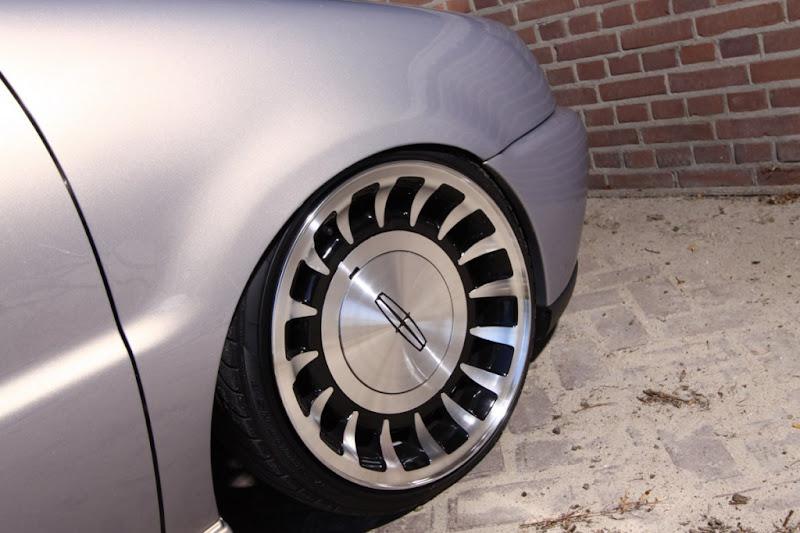 Uk 7jx16 Lincoln Towncar Wheels Et5