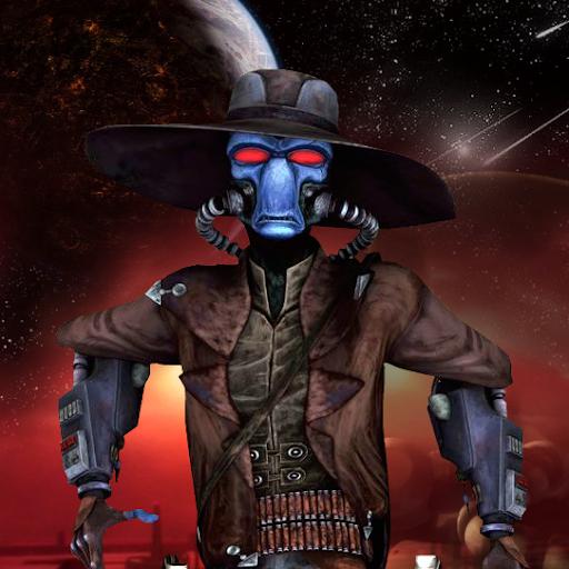 Secrets Of The Force Fan Art Cad Bane Wallpaper