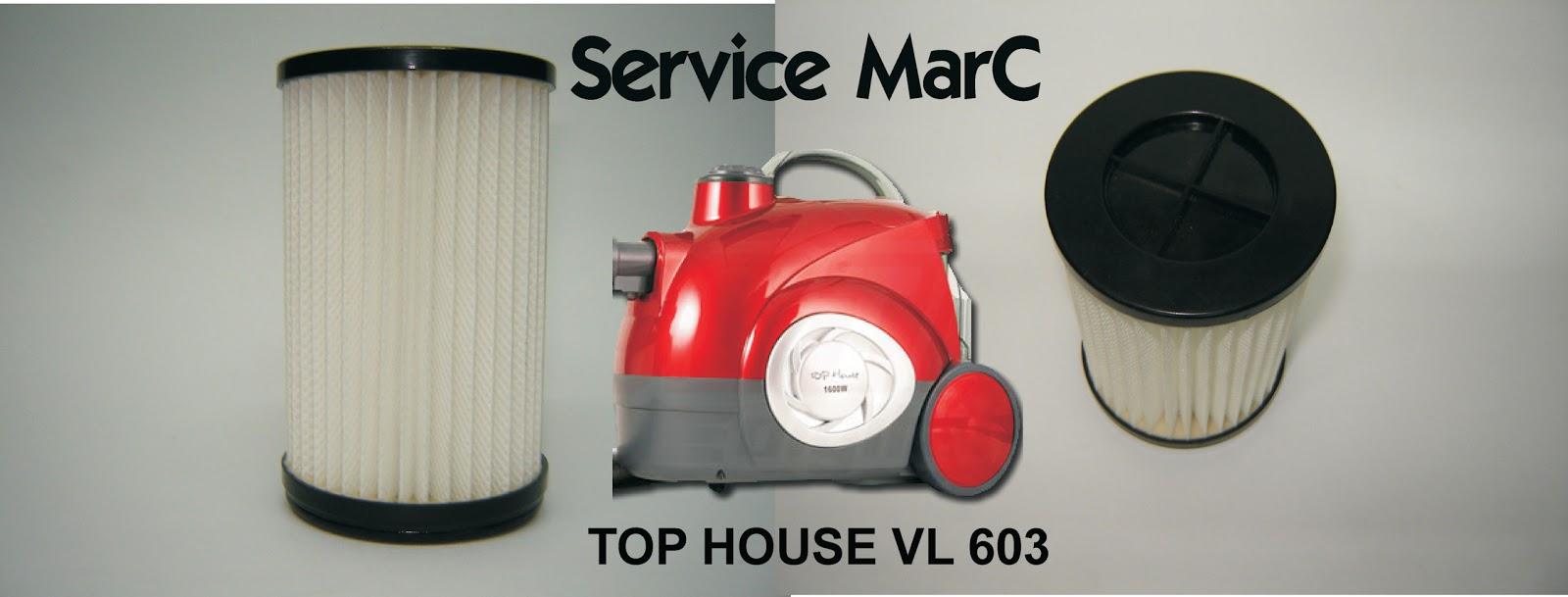Service marc repuestos filtro hepa de aspiradora top for Aspiradora con filtro hepa