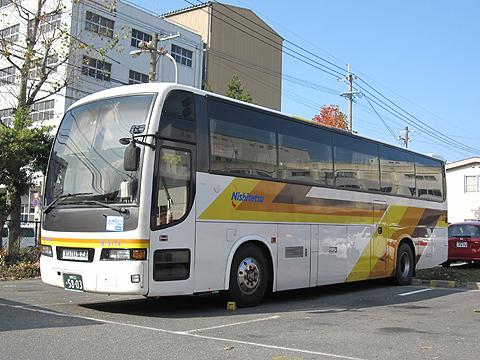 西鉄高速バス「桜島号」夜行便 3174