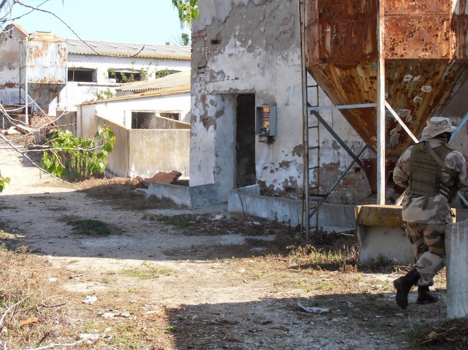 EL SANTUARIO. Fotos de la partida. 13-04-14 P4130033
