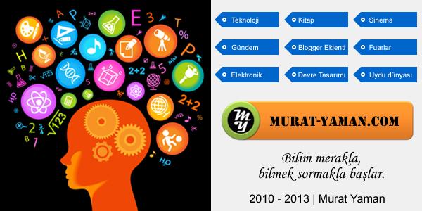 2013 için blogumda yaptığım değişiklikler