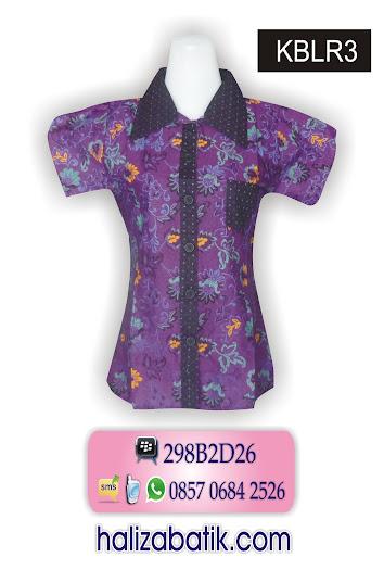 grosir batik pekalongan, Model Batik, Busana Batik Wanita, Baju Batik