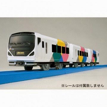 Đồ chơi tàu điện S-23 E257 Series Azusa