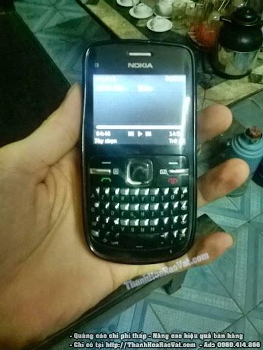 Cần bán 1 điện thoại nokia với giá 750k . có fix cho bác nào ở Thanh Hoá nhiệt tình