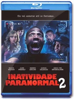 Inatividade Paranormal 2 Legendado Torrent - 1080p / 720p Bluray (2014)