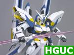 Earth Federation Forces (EFF) MSN-001X Gundam Delta Kai