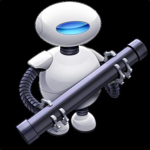 Automator アイコン
