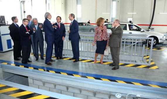 Nueva ITV en el Parque Industrial de Valdelacasa de Alcobendas