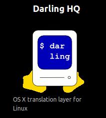 Darling, un proyecto para correr binarios de Mac OS X en Linux comienza sus andanzas