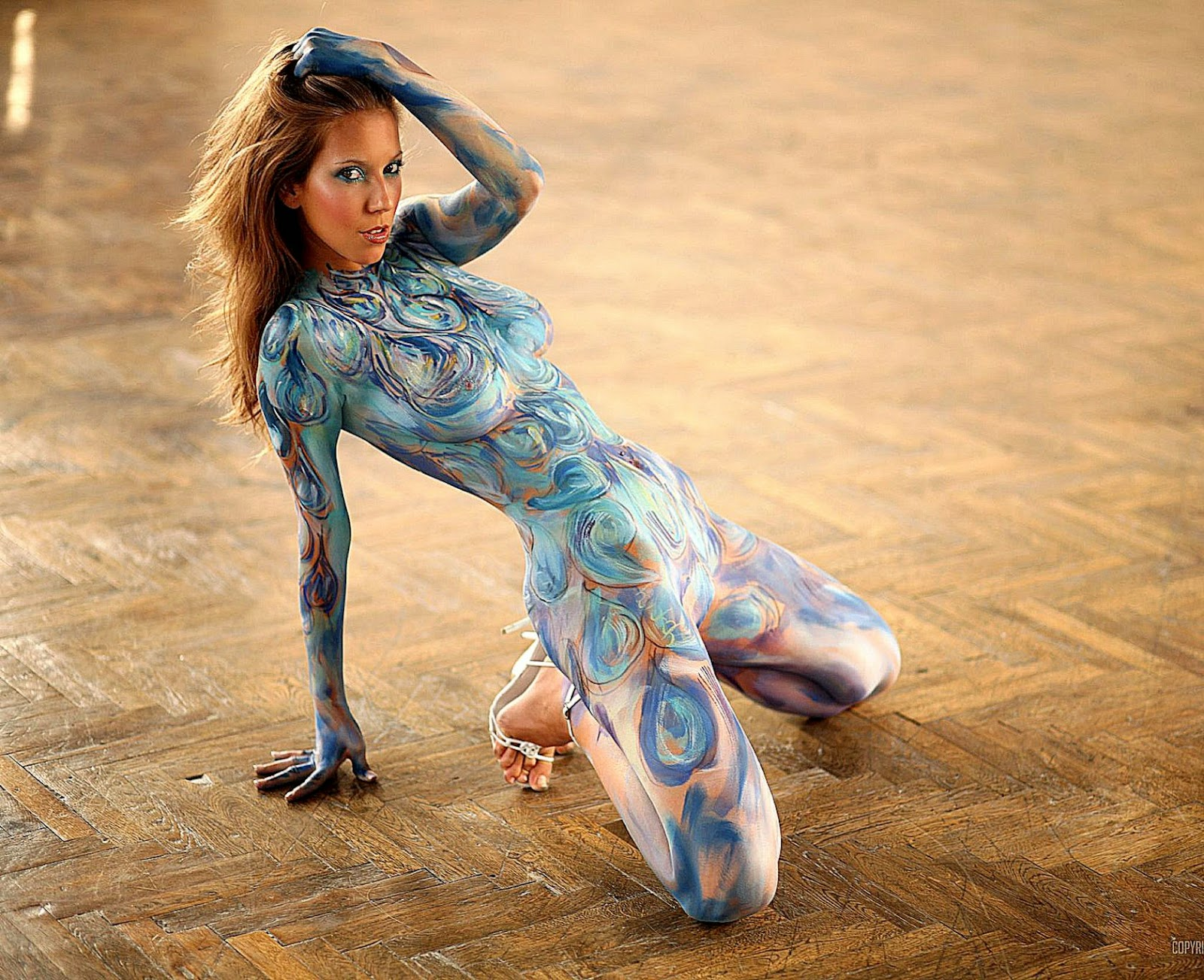 Fonds d39écran Body Art  tous les wallpapers Body Art
