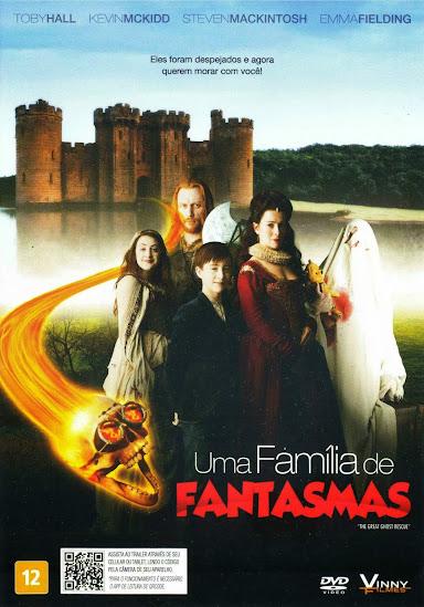Download - Uma Família de Fantasmas – DVDRip AVI Dual Audio + RMVB Dublado