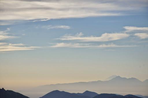 笠ヶ岳山頂