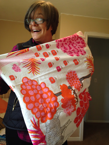 The style sisters Envelope pillow cover tutorial