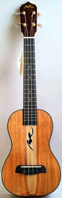 Manuel Rodrigeuz Signature Koa Soprano at Lardy's Ukulele Database