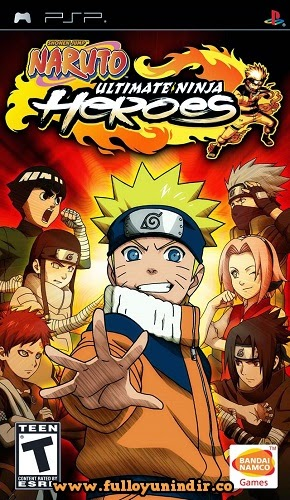 Naruto: Ultimate Ninja Heroes PSP