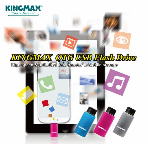KINGMAX Keeps Steady Growth in 2014