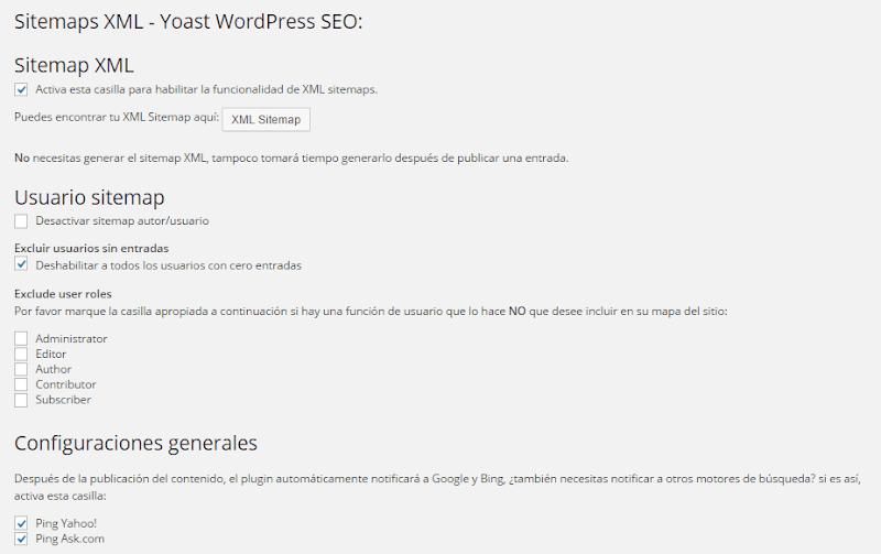 """Guía para configurar el plugin """"SEO by Yoast"""" en WordPress y posicionar tu blog"""