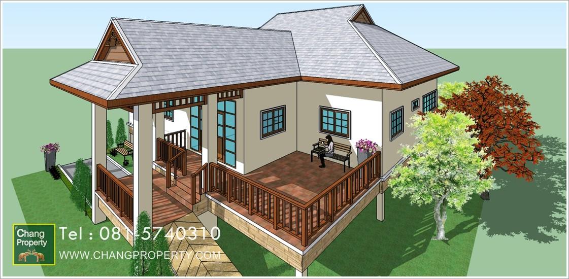 Built in Pattaya : รับออกแบบบ้าน รับตกแต่งภายใน รับเขียนแบบ รับเหมาก่อสร้าง