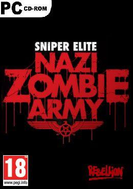 Sniper+Elite+Nazi+zombie+army+PC+DVD - Sniper Elite Nazi Zombie Army PC